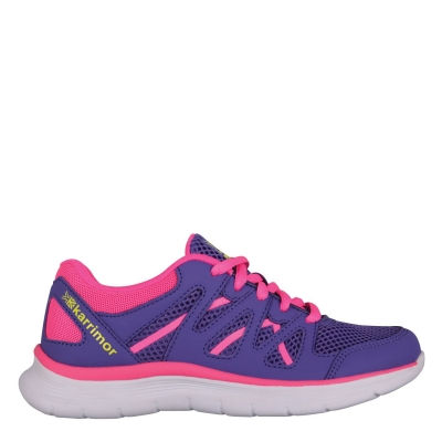 Adidasi sport Karrimor Duma Child pentru fete mov roz