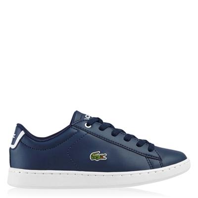 Adidasi sport Lacoste Carnaby BL1 bleumarin