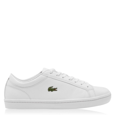 Adidasi sport Lacoste Carnaby alb