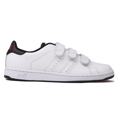 Adidasi sport Lonsdale Leyton pentru Barbati alb negru