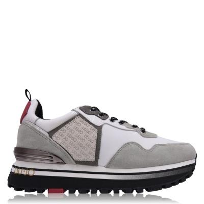 Adidasi sport Liu Jo Wonder Maxi alb