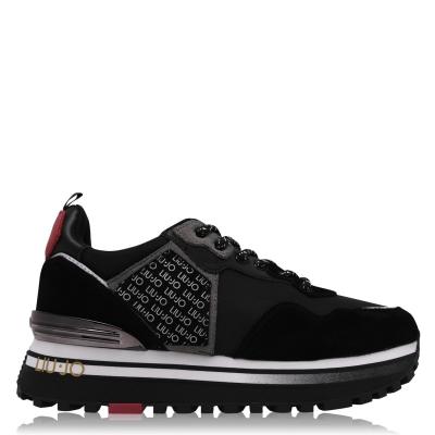 Adidasi sport Liu Jo Wonder Maxi negru
