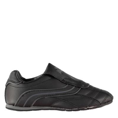 Adidasi sport Lonsdale Benn pentru copii negru