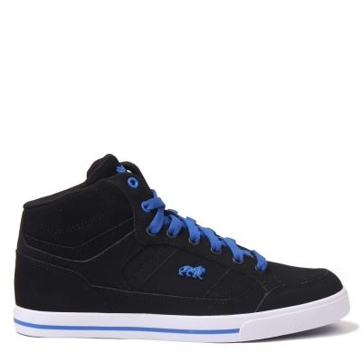 Adidasi sport Lonsdale Canon pentru Copii negru albastru