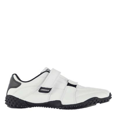 Adidasi sport Lonsdale Fulham pentru Barbati alb bleumarin