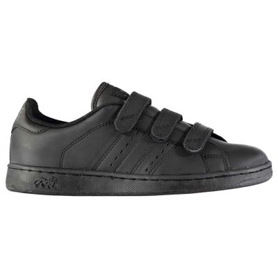 Adidasi sport Lonsdale Leyton pentru copii negru