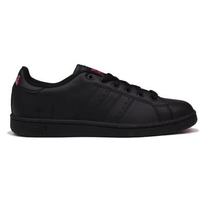 Adidasi sport Lonsdale Leyton pentru Femei negru rosu