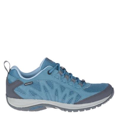 Adidasi sport Merrell Simien impermeabil pentru Femei albastru