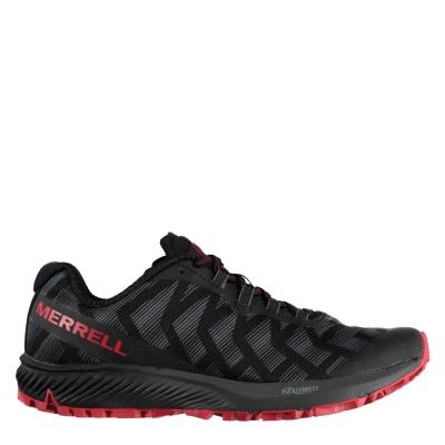 Adidasi sport Merrell Synthesis Flex pentru Barbati negru multicolor