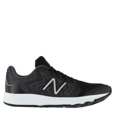 Adidasi sport New Balance 519v2 pentru Barbati negru alb