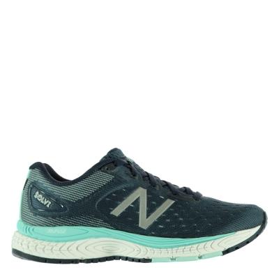 Adidasi sport New Balance Solvi v2 pentru Femei bleumarin verde