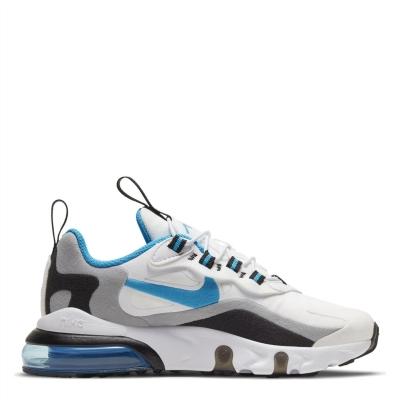 Adidasi sport Nike Air Max 270 pentru Copii alb albastru