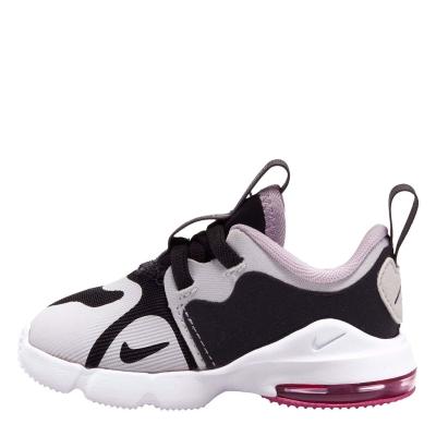Adidasi sport Nike Air Max Infinity pentru fete negru lila alb