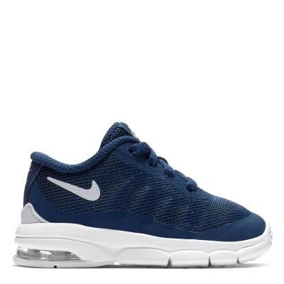 Nike Air Max Invigor Print (TD) baietei bleumarin alb