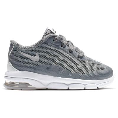 Nike Air Max Invigor Print (TD) Shoe pentru Bebelusi gri inchis
