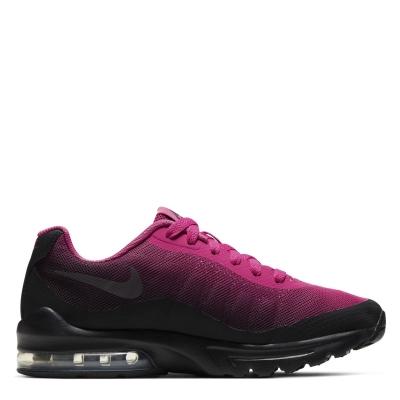 Adidasi sport Nike Air Max Invigor pentru fetite negru roz