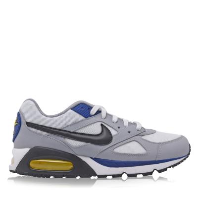 Adidasi sport Nike Air Max IVO pentru Barbati alb negru albastru