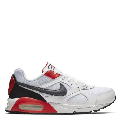 Adidasi sport Nike Air Max IVO pentru Barbati alb negru rosu