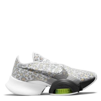 Adidasi sport Nike Air Zoom SuperRep 2 pentru femei alb negru galben