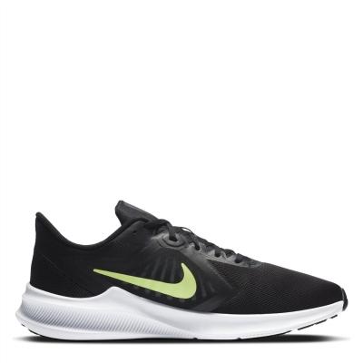 Adidasi sport Nike Downshifter 10 pentru Barbati negru galben