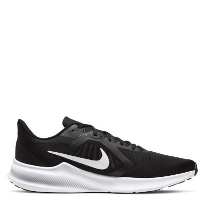 Adidasi sport Nike Downshifter 10 pentru Barbati negru alb