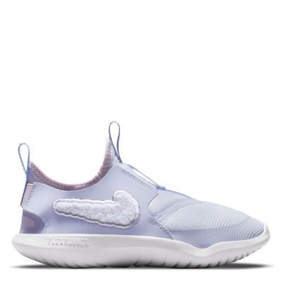 Adidasi sport Nike Flex Runner Fable Child pentru fete gri alb dream
