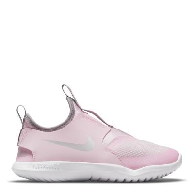 Adidasi sport Nike Flex Runner Fable Child pentru fete roz argintiu