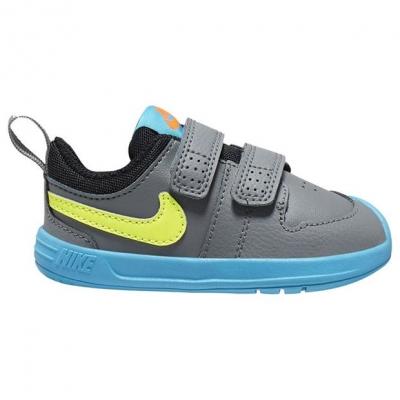 Nike Pico 5 / Shoe pentru Bebelusi pentru Bebelusi gri galben albastru