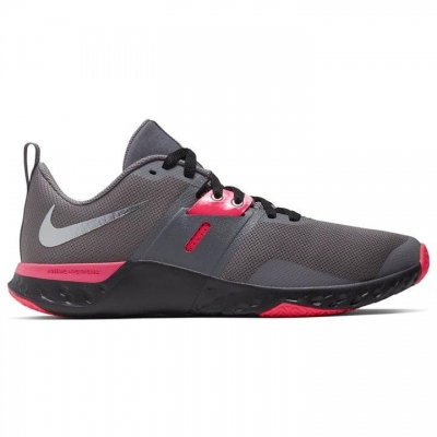 Nike Renew Retaliation TR antrenament Shoe pentru Barbati gri argintiu rosu
