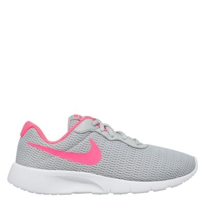 Adidasi sport Nike Tanjun pentru baietei gri