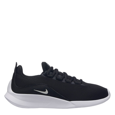 Adidasi sport Nike Viale baieti negru alb