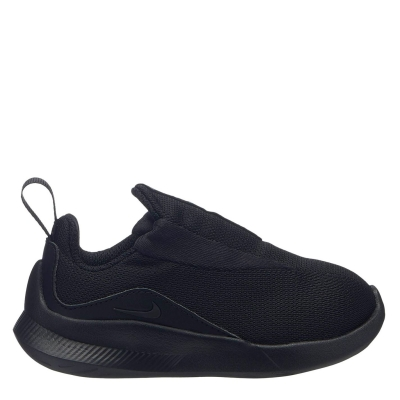Adidasi sport Nike Viale pentru Bebelusi triple negru