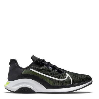 Adidasi sport Nike ZoomX SuperRep Surge pentru Barbati negru alb galben