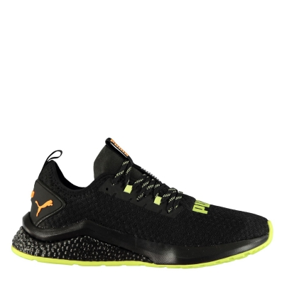 Adidasi sport Puma Hybrid NX pentru Barbati negru galben