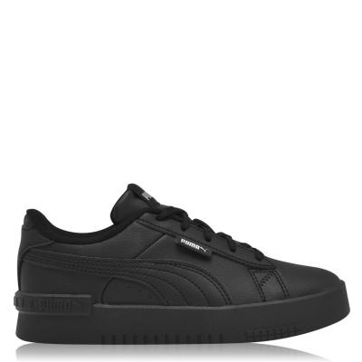 Adidasi sport Puma Jada Court Child pentru fete negru