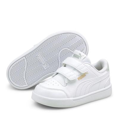 Adidasi sport Puma pentru Copii alb