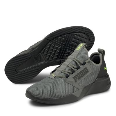 Adidasi sport Puma Retaliate pentru Barbati gri verde