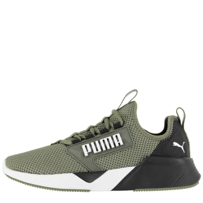 Adidasi sport Puma Retaliate pentru Barbati oliv alb