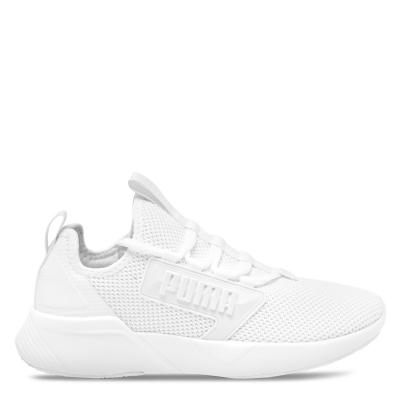 Adidasi sport Puma Retaliate pentru Femei triple alb