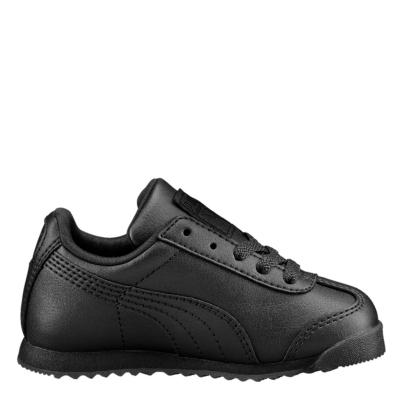 Adidasi sport Puma Roma Basic baietei negru