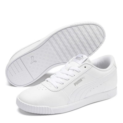 Adidasi sport Puma Slim pentru femei alb