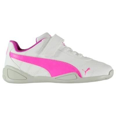 Adidasi sport Puma Tune Cat 3 pentru fete pentru Bebelusi