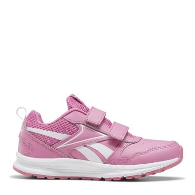 Adidasi sport Reebok Almotio 5.0 Lea 2V pentru fete roz alb