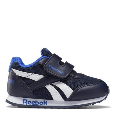 Adidasi sport Reebok clasic Jogger RS baietei albastru alb
