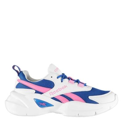 Adidasi sport Reebok EC Ride 4 pentru femei alb albastru roz