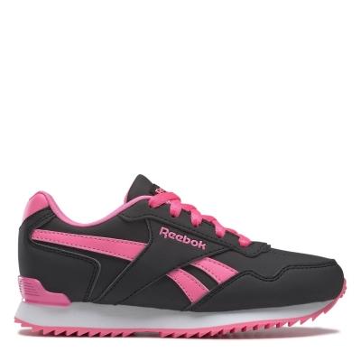 Adidasi sport Reebok Glide Rip Clip pentru fetite negru roz