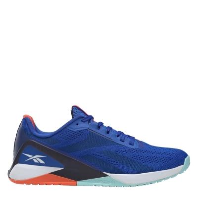 Adidasi sport Reebok Nano X1 pentru Barbati albastru rosu