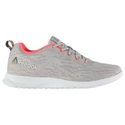 Adidasi sport Reebok Walk Divine pentru Femei gri alb roz