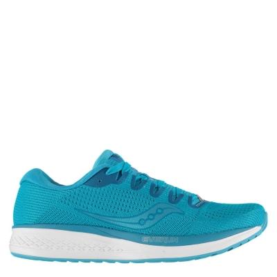 Adidasi sport Saucony Jazz 21 pentru femei albastru