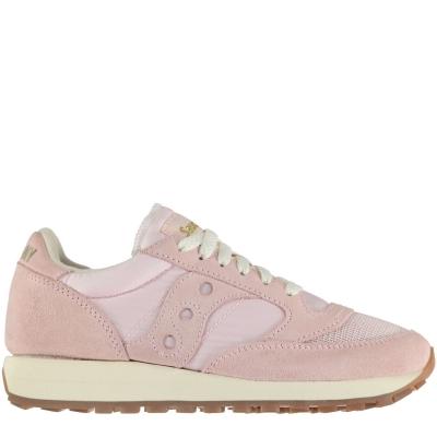 Adidasi sport Saucony Originals Jazz OG Vintage pale roz